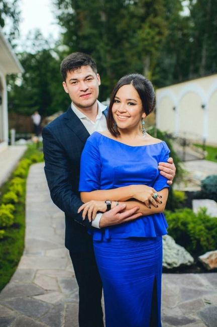 семья айдара галимова фото обратил внимание хозяйственность