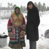 ГӨЛНАРА САБИРОВАНЫҢ СУРГУТ ЯКЛАРЫНА СӘЯХӘТЕ (ФОТО)